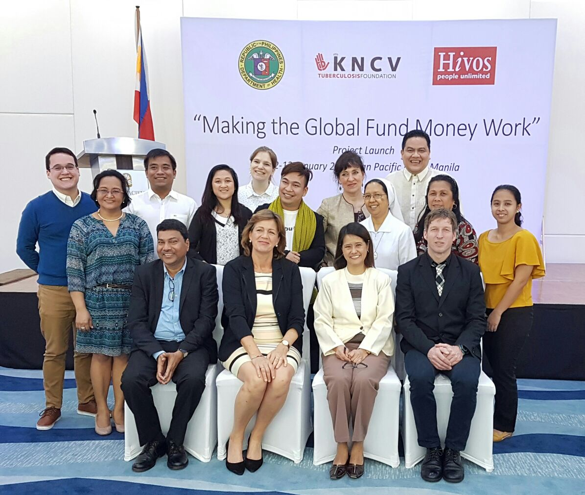 Building strong partnerships to stop TB-HIV in the Philippines