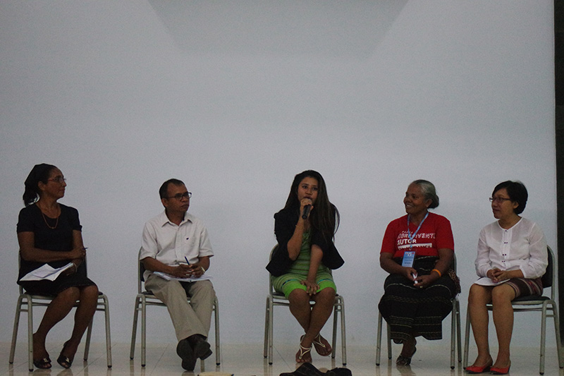 National Survivor's Conference in Timor-Leste