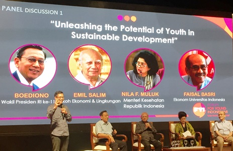 Forum for Young Indonesians: sufficient and healthy food for all