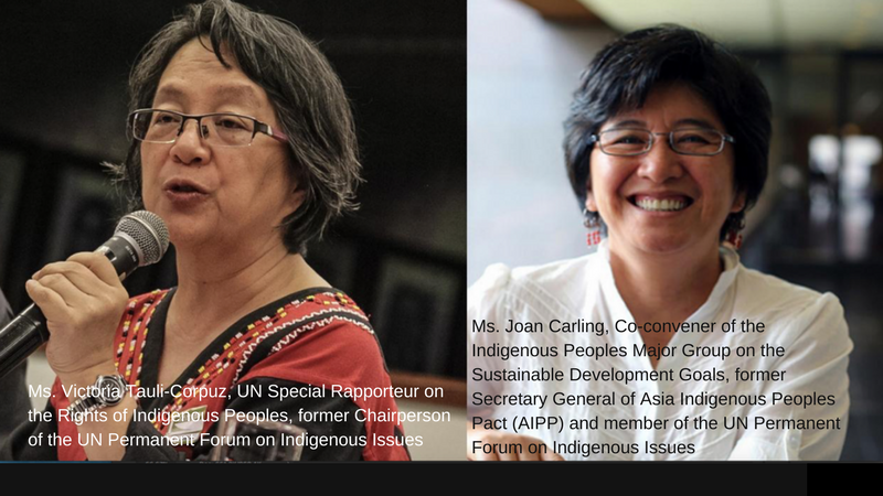 Human rights defenders and UN Special Rapporteur on Philippine terrorist 'hit list'