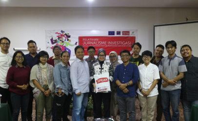 AJI Jakarta dan Hivos selenggarakan Pelatihan Jurnalisme Investigasi dan Roadshow Jurnalisme Warga
