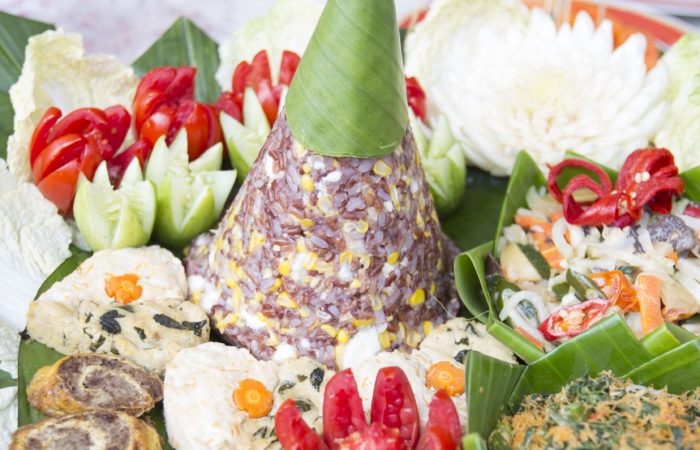 'Tumpeng Memuliakan Desa': Promoting Sustainable Diets for All Through Cultural Symbols