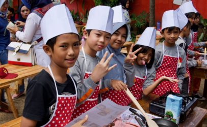Cooking for Our Future: Young Gastronaut from Bandung